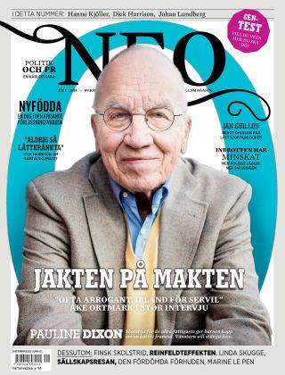 Magasinet Neo (Inga nya utgåvor) 2014-02-11