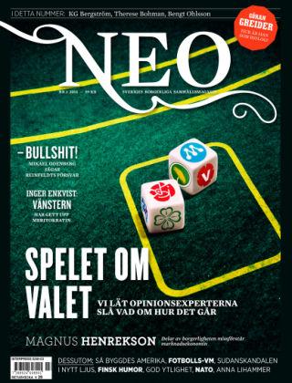 Magasinet Neo (Inga nya utgåvor) 2014-05-28