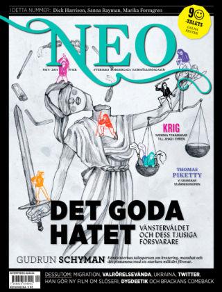 Magasinet Neo (Inga nya utgåvor) 2014-07-15