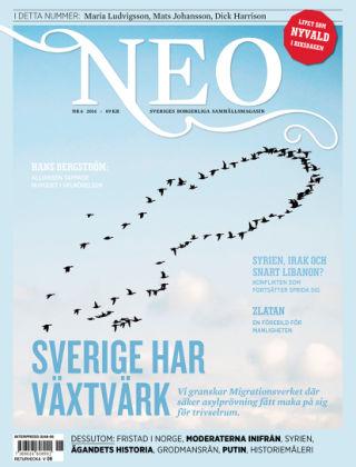 Magasinet Neo (Inga nya utgåvor) 2014-11-18