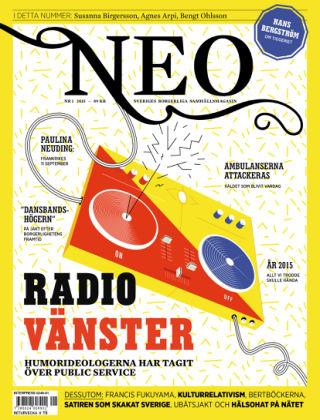 Magasinet Neo (Inga nya utgåvor) 2015-02-10