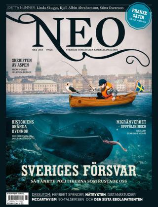 Magasinet Neo (Inga nya utgåvor) 2015-03-31