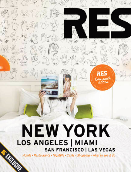 RES Travel Magazine Readly Exclusive April 01, 2021 00:00