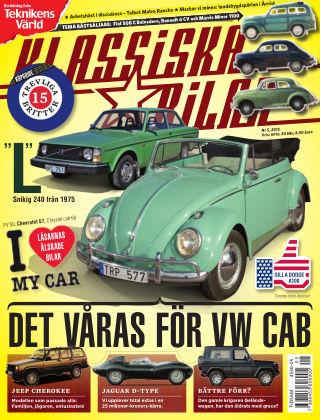 Klassiska Bilar (Inga nya utgåvor) 2013-05-06