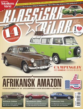 Klassiska Bilar (Inga nya utgåvor) 2013-08-27