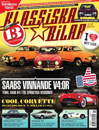 Klassiska Bilar (Inga nya utgåvor) 2013-12-17