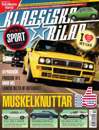 Klassiska Bilar (Inga nya utgåvor) 2014-11-13