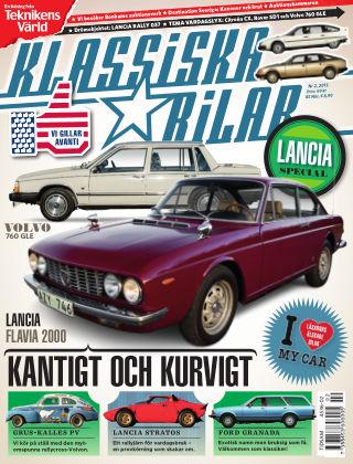 Klassiska Bilar (Inga nya utgåvor) 2015-01-20
