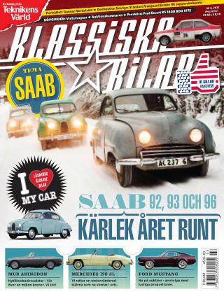 Klassiska Bilar (Inga nya utgåvor) 2015-02-23