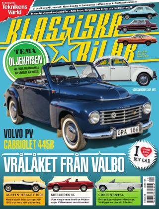 Klassiska Bilar (Inga nya utgåvor) 2015-06-15