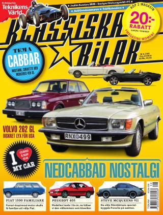 Klassiska Bilar (Inga nya utgåvor) 2015-08-25