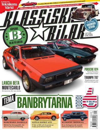 Klassiska Bilar (Inga nya utgåvor) 2015-10-06