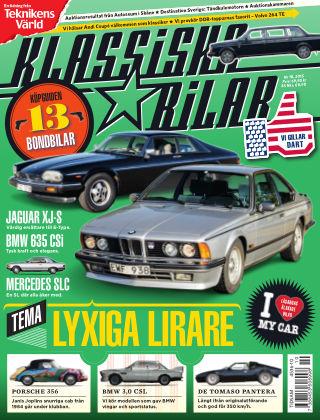 Klassiska Bilar (Inga nya utgåvor) 2015-11-10