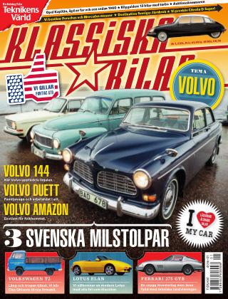 Klassiska Bilar (Inga nya utgåvor) 2015-12-15