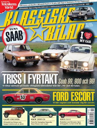 Klassiska Bilar (Inga nya utgåvor) 2016-01-15