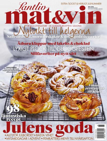 Lantliv Mat & Vin (Inga nya utgåvor) November 04, 2014 00:00