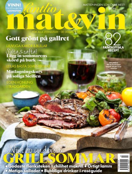 Lantliv Mat & Vin (Inga nya utgåvor) June 05, 2015 00:00