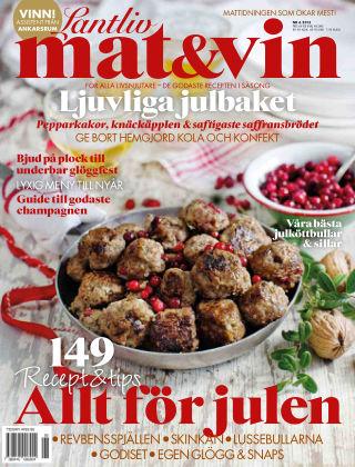 Lantliv Mat & Vin 2015-11-02