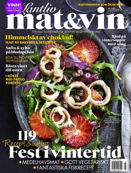 Lantliv Mat & Vin (Inga nya utgåvor) December 29, 2015 00:00
