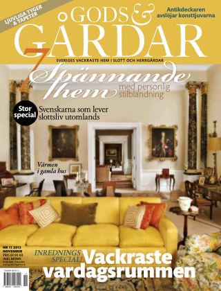 Gods & Gårdar 2013-10-24