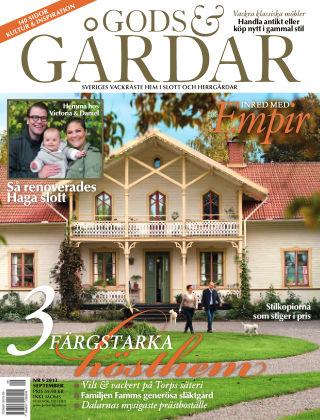 Gods & Gårdar 2013-08-29