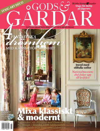Gods & Gårdar 2013-07-25