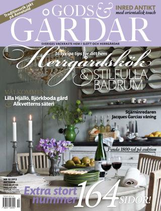 Gods & Gårdar 2013-09-26