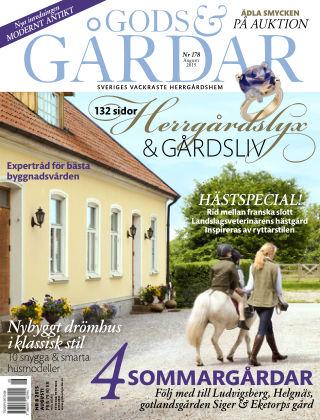 Gods & Gårdar 2015-07-21