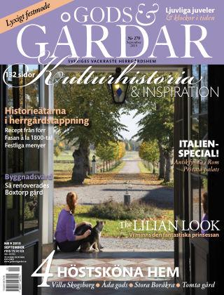 Gods & Gårdar 2015-08-21