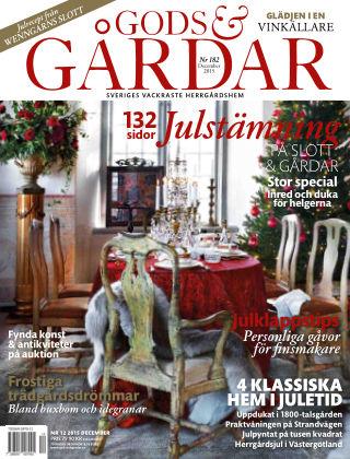 Gods & Gårdar 2015-11-13