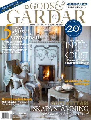 Gods & Gårdar 2015-12-28