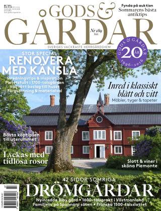 Gods & Gårdar 2016-06-14