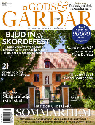 Gods & Gårdar 2008