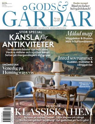 Gods & Gårdar 2009