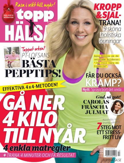 Topphälsa November 23, 2016 00:00