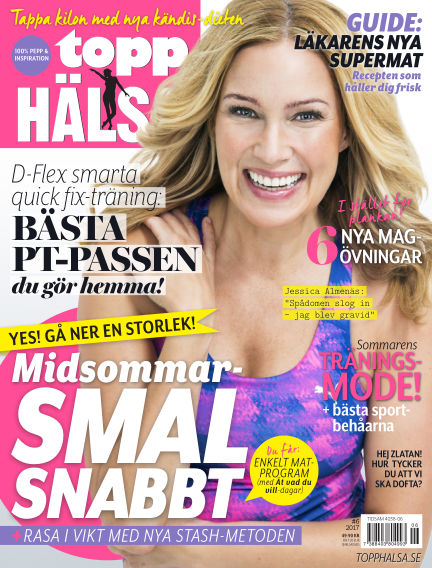 Topphälsa May 10, 2017 00:00