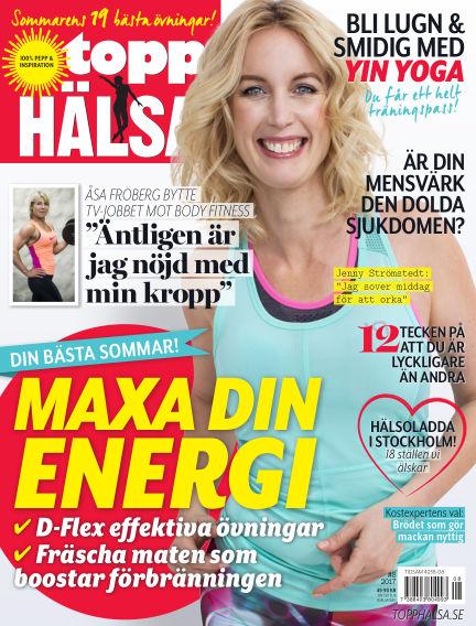 Topphälsa July 10, 2017 00:00