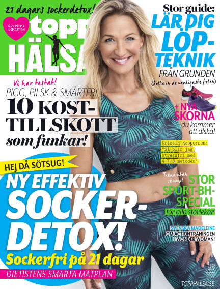 Topphälsa September 07, 2017 00:00