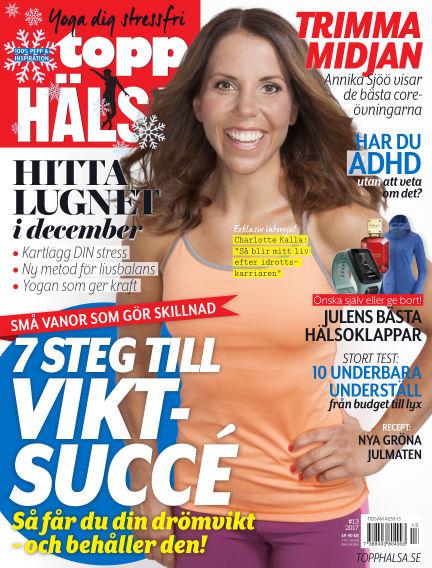 Topphälsa November 21, 2017 00:00