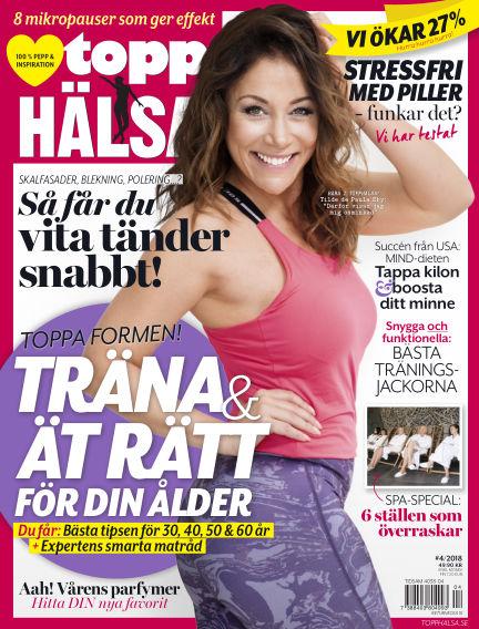 Topphälsa March 13, 2018 00:00