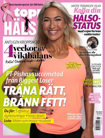 Topphälsa October 03, 2019 00:00