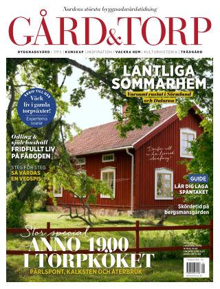 Gård & Torp 2008