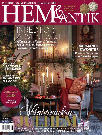 Hem & Antik November 01, 2018 00:00