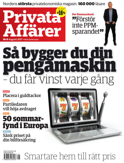 Privata affärer August 01, 2017 00:00