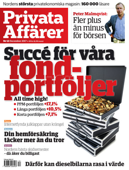 Privata affärer November 28, 2017 00:00