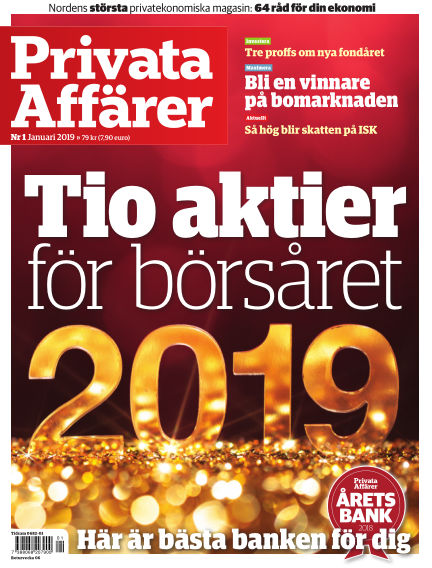 Privata affärer December 28, 2018 00:00