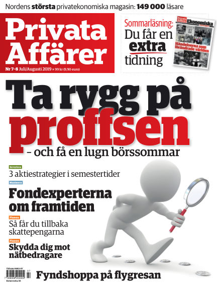 Privata affärer July 04, 2019 00:00