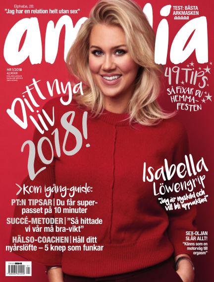 Amelia December 21, 2017 00:00