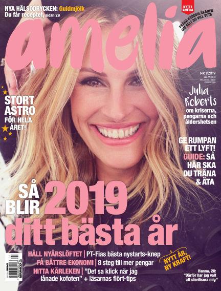 Amelia December 20, 2018 00:00
