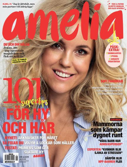 Amelia April 04, 2019 00:00